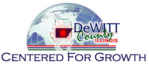 Welcome to DeWitt County - Centered for Growth!